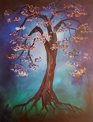Painting - Roots                   68 by Cheryl Nancy Ann Gordon