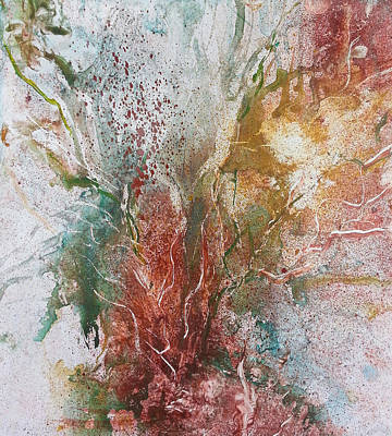 Painting - Roots by Becky Chappell