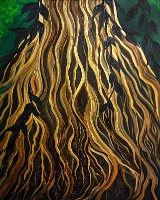Painting - Roots by Michelle Pier