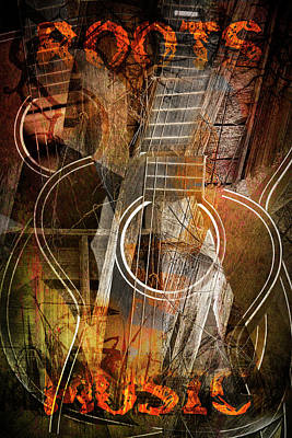 Photograph - Roots Music by Randall Nyhof