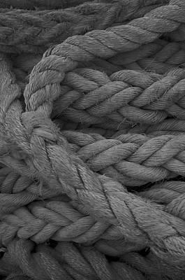 Rope I Art Print
