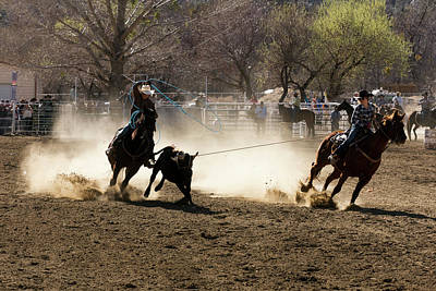 Photograph - Rope by John Swartz