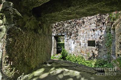 Photograph - Ropery Buildings  Hayle by Terri Waters