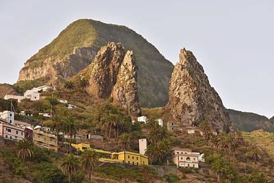 Photograph - Roques De San Pedro La Gomera Canary Islands by Marek Stepan
