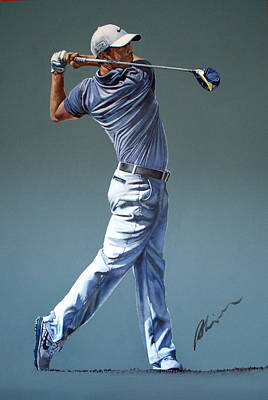 Painting - Rors 2016 by Mark Robinson