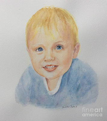 Painting - Rory by Beatrice Cloake