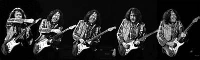 Photograph - Rory Gallagher 5 by Dragan Kudjerski