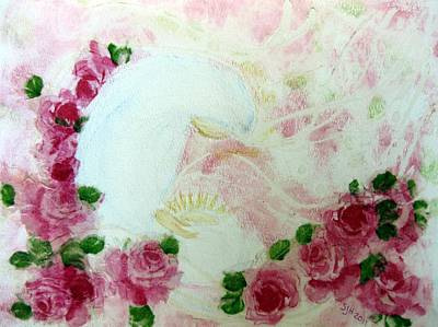 Mixed Media - Rosa Mistica by Sarah Hornsby