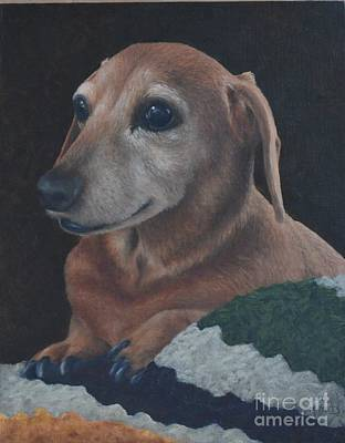 Painting - Roscoe by Michelle Welles