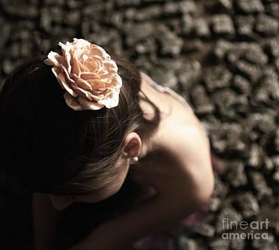 Photograph - Rose #0081 by Andrey  Godyaykin