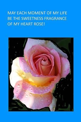 Photograph - Rose-7 by Anand Swaroop Manchiraju