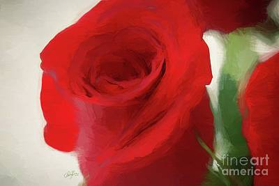 Rose Expressions Art Print by Cheryl Rose