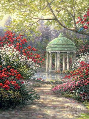 Rose Garden Gazebo Original