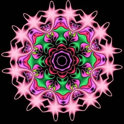 Digital Art - Rose Garden by Ruth Moratz