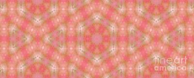 Silk Wall-hanging Photograph - Rose by Ken Shapley
