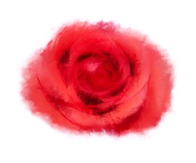 Painting - Rose by Mark Taylor
