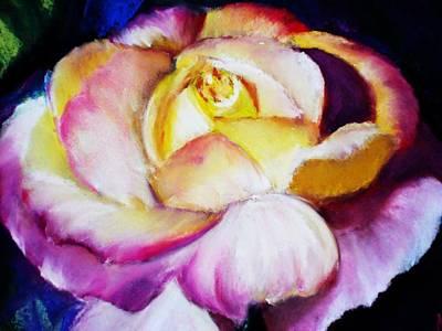 Print - Rose by Melinda Etzold