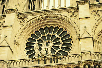 Photograph - Rose Window by JAMART Photography