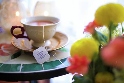 Canon Eos 5d Mark Iii Photograph - Rosehip Tea. by Yuri Figuenick