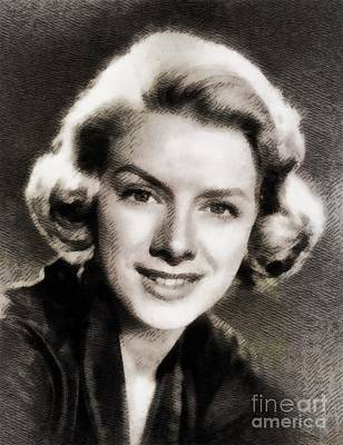 Rosemary Clooney, Music Legend Art Print