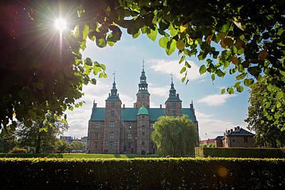 Rosenborg Photograph - Rosenborg Castle Copenhagen by Alicia Weisenberger