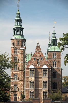 Rosenborg Photograph - Rosenborg Castle by Curt Rush