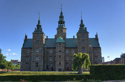Photograph - Rosenborg Castle by Nisah Cheatham