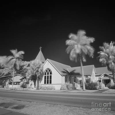 Photograph - Roser Memorial Community Church On Anna Maria Island by Rolf Bertram