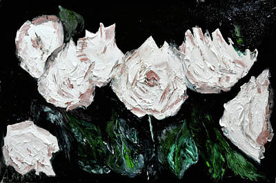 Painting - Roses by Anand Swaroop Manchiraju