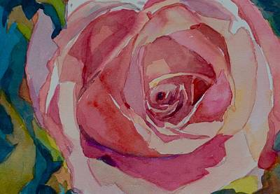 Wall Art - Painting - Roses And More  by Jo Mackenzie