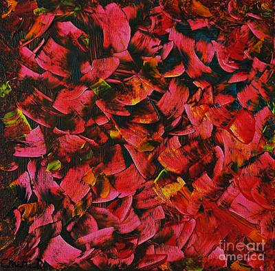 Painting - Roses by Chani Demuijlder