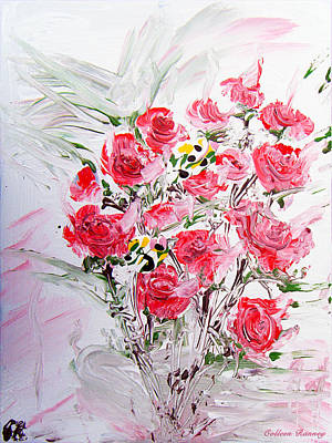 Painting - Roses by Colleen Ranney