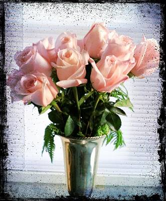 Wall Art - Photograph - Roses - Mini by Wendy Blomseth
