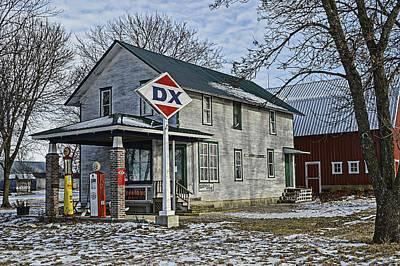 Photograph - Roseville Store 2 by Bonfire Photography
