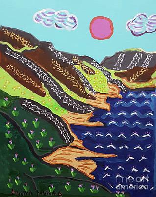 Painting - Rosh Hashanah by Donna L Munro