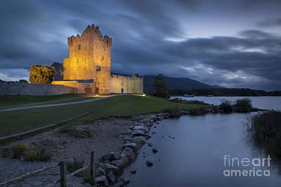 Photograph - Ross Castle - Ireland by Brian Jannsen