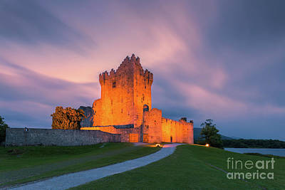 Ross Castle - Ireland Art Print