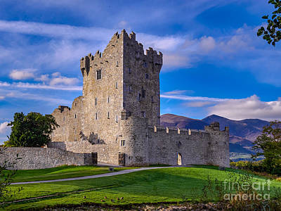Photograph - Ross Castle by Juergen Klust