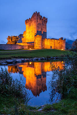 Ross Castle Killarney Ireland Art Print