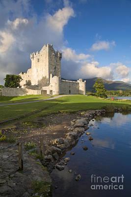 Photograph - Ross Castle Morning by Brian Jannsen