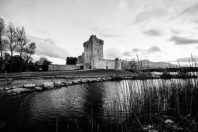 Photograph - Ross Castle by Scott Pellegrin