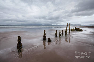 Photograph - Rossbeigh Beach by Dennis Hedberg