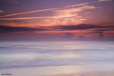 Photograph - Rosy Fingered Dawn by Fran Gallogly
