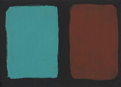 Painting - Rothko Ts by Phil Strang