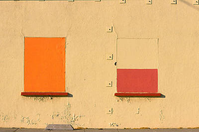 Photograph - Rothko Wall Oakland by Art Ferrier