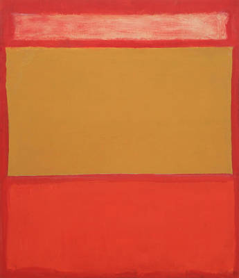 Photograph - Rothko's Red Band by Cora Wandel