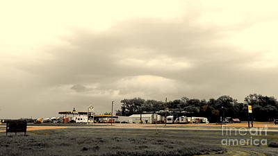 Olympic Sports - Rothsay Truck Stop and Cafe by Curtis Tilleraas