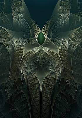 rotl_02 Lord Of the Swamp Art Print