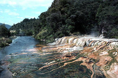 Photograph - Rotorua 01 by Rick Piper Photography