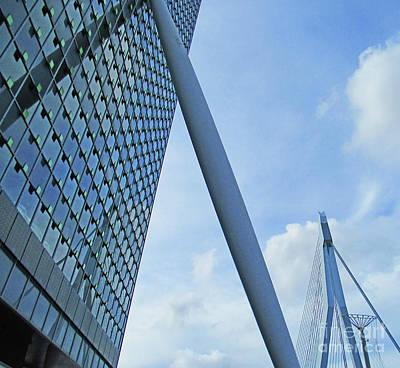 Photograph - Rotterdam 29 by Randall Weidner